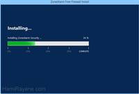 Download ZoneAlarm Free