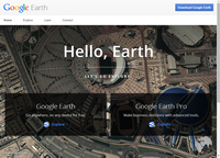 Google Earth 7.3.2.5495