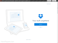 Dropbox 72.4.136 Cloud Storage